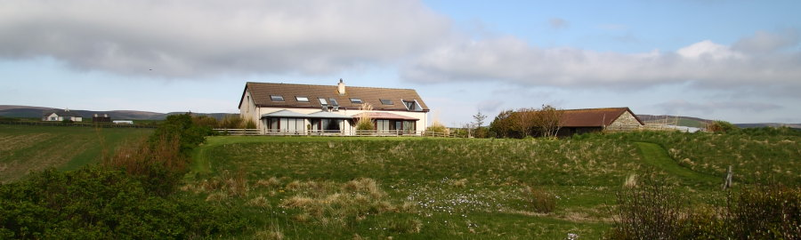 Rickla - Orkney 5 star Self Catering at its best