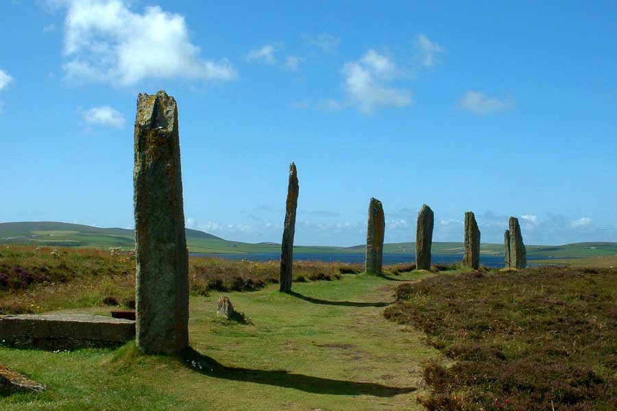 The Ring of Brodgar, West Mainland